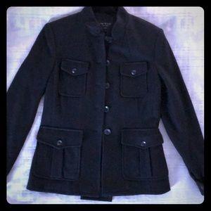 Women's Rag & Bone Wool Equestrian Jacket Size 2